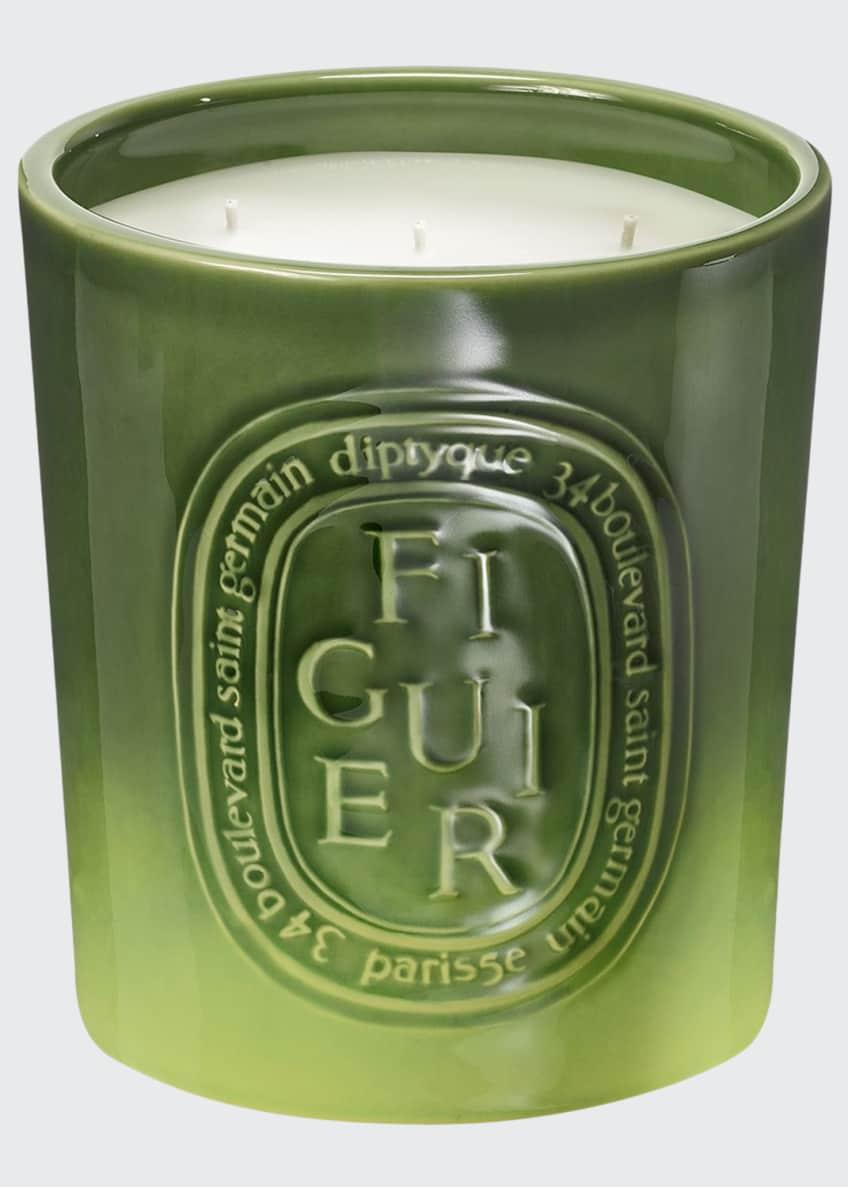 Diptyque Ceramic Figuier Scented Candle - Bergdorf Goodman