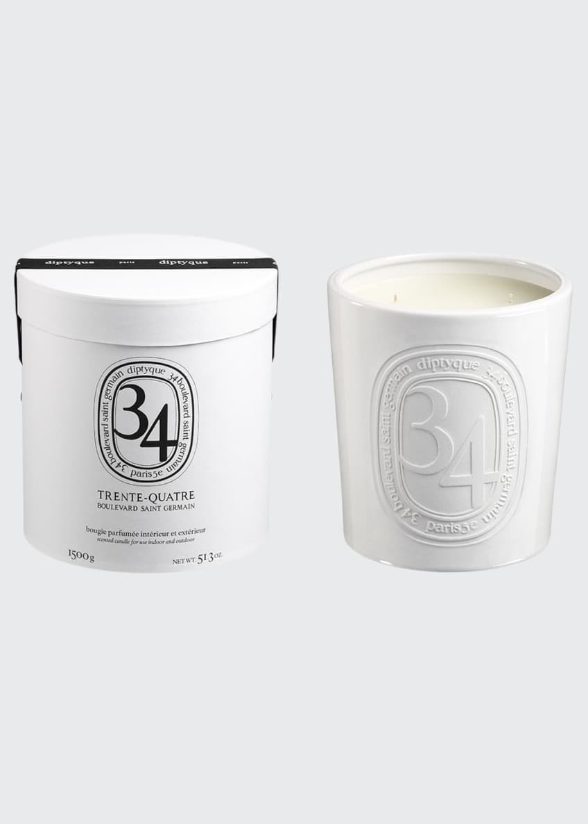 Image 1 of 1: 34 Candle, 1500 g