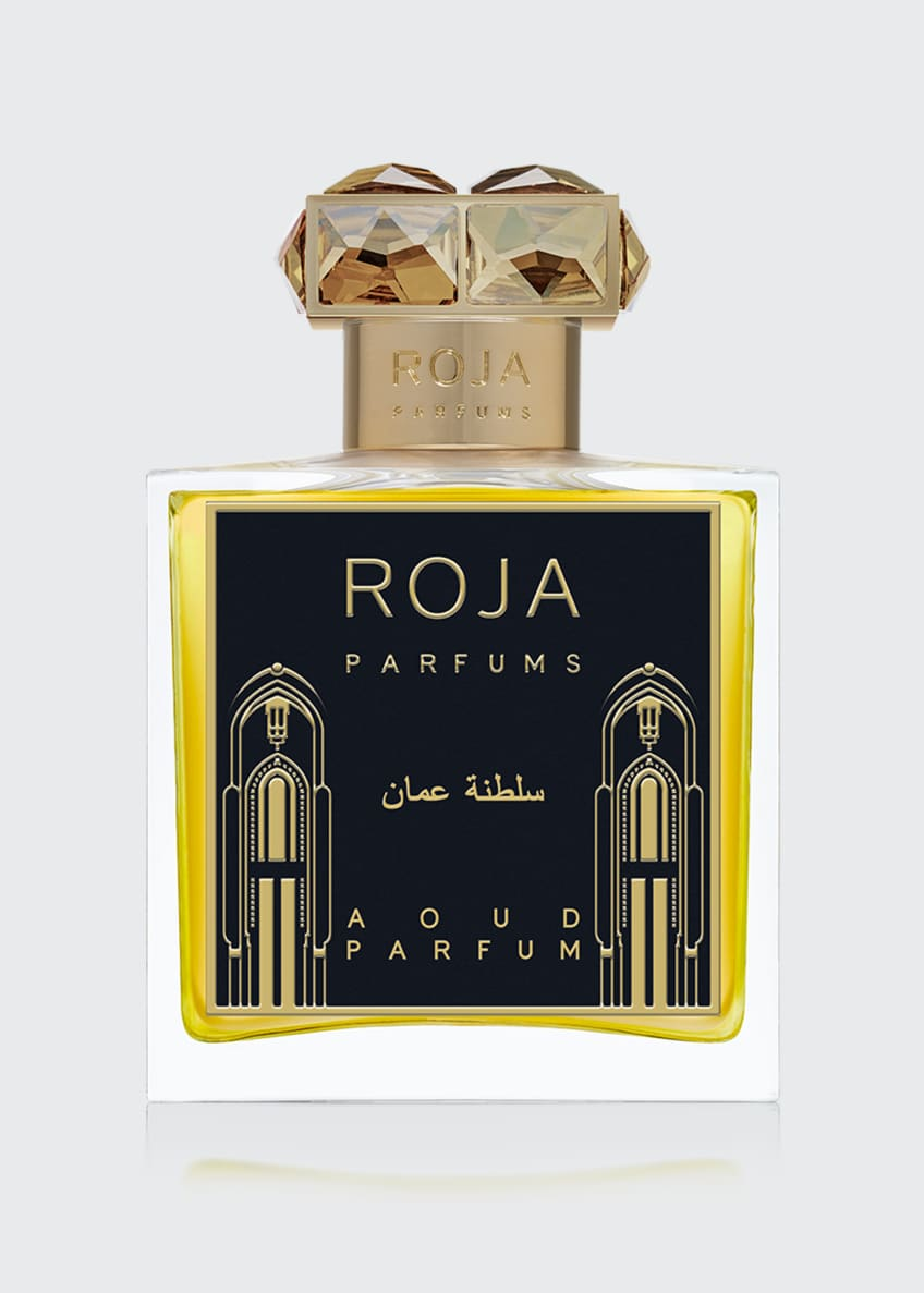 Image 1 of 2: Sultanate of Oman Aoud Parfum, 1.7 oz./ 50 mL