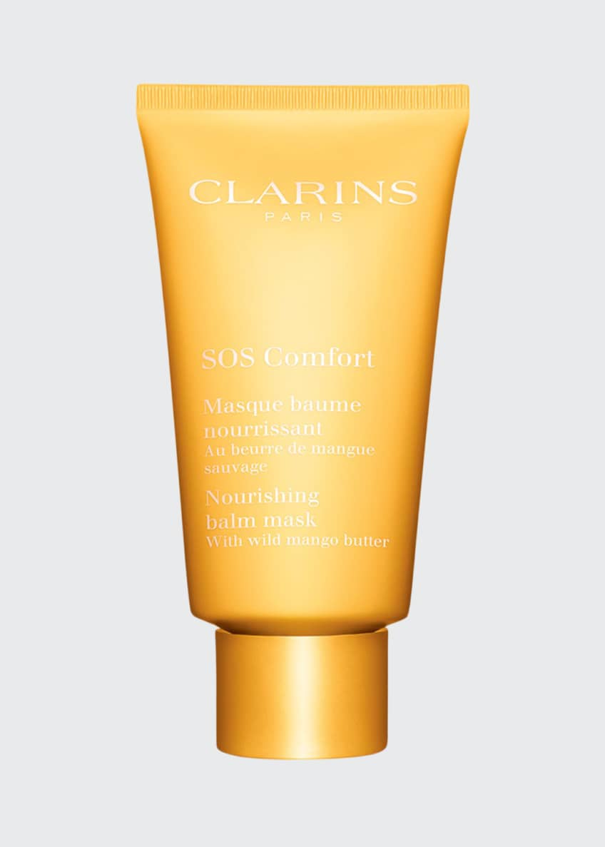 Clarins SOS Comfort Mask, 2.5 oz./ 75 mL