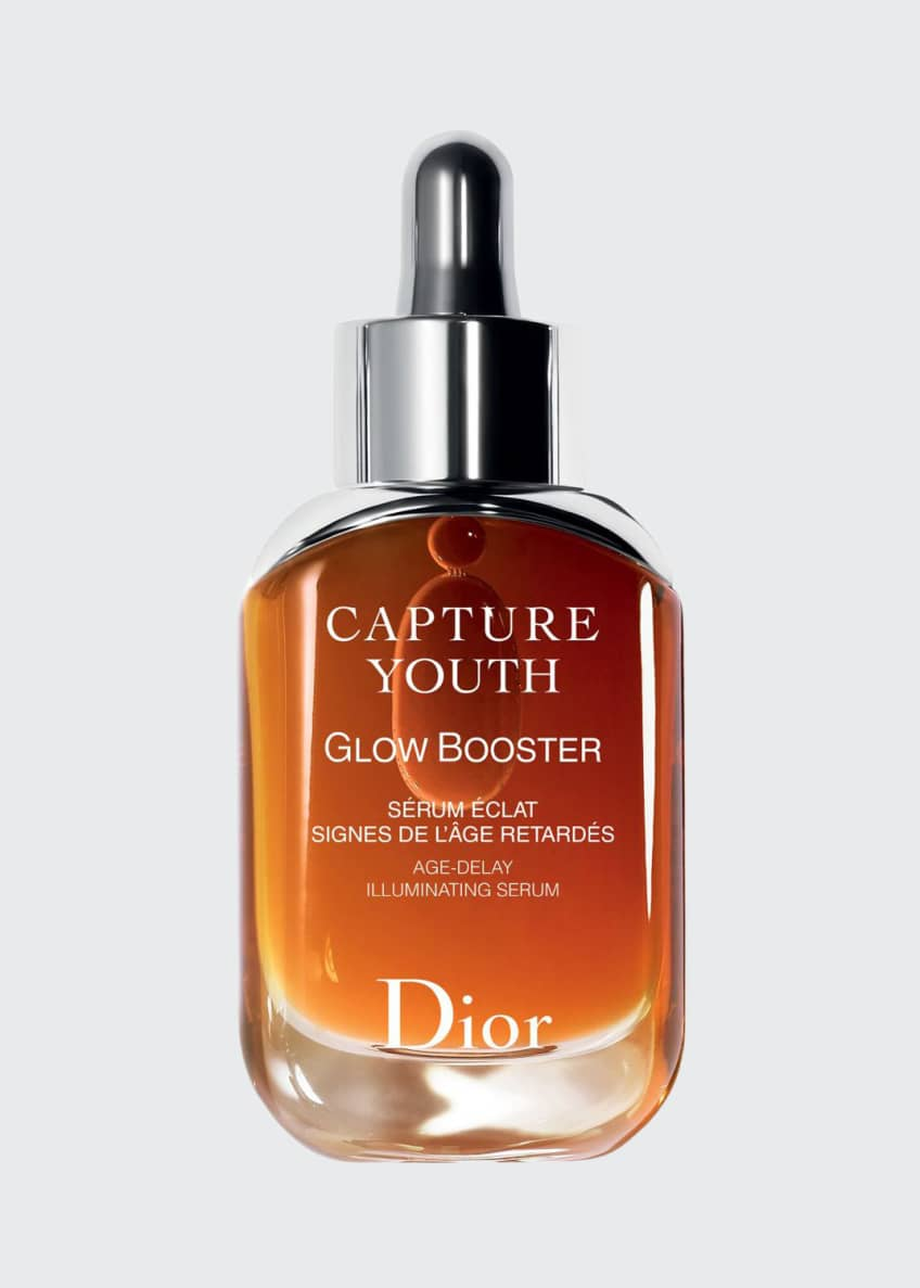 Image 1 of 5: Capture Youth Glow Booster Age-Delay Illuminating Serum, 1.0 oz./ 30 mL