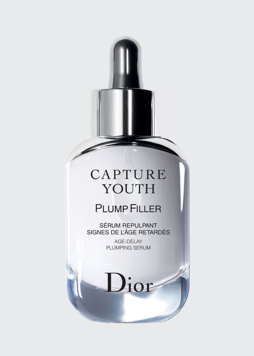 Image 1 of 5: Capture Youth Plump Filter Age-Delay Plumping Serum, 1.0 oz./ 30 mL