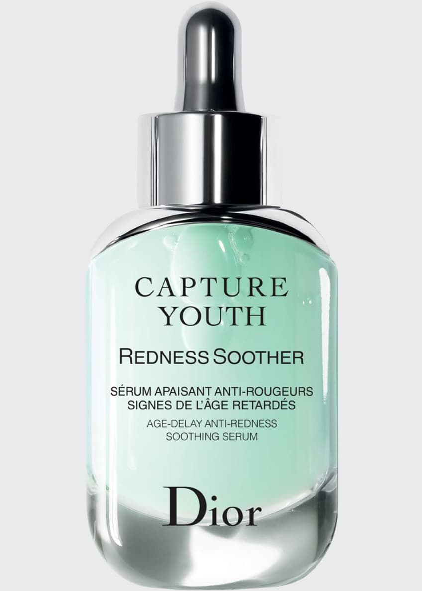 Image 1 of 5: Capture Youth Redness Soother Age-Delay Anti-Redness Serum, 1.0 oz./ 30 mL