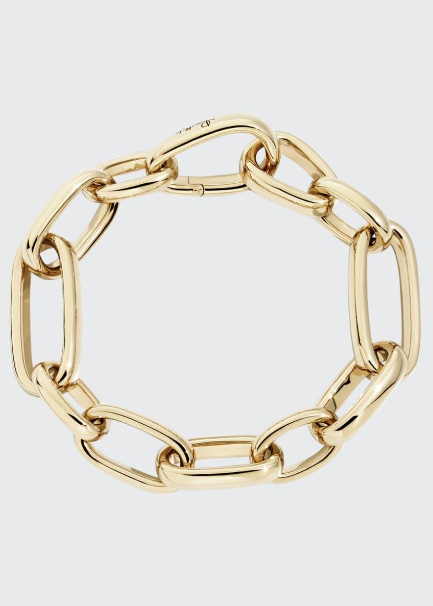 Pomellato Iconica 18k Rose Gold Slim-Chain Bracelet