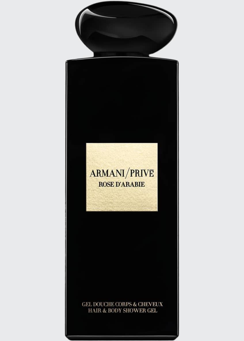 Giorgio Armani Armani Prive Rose D'Arabie Shower Gel,