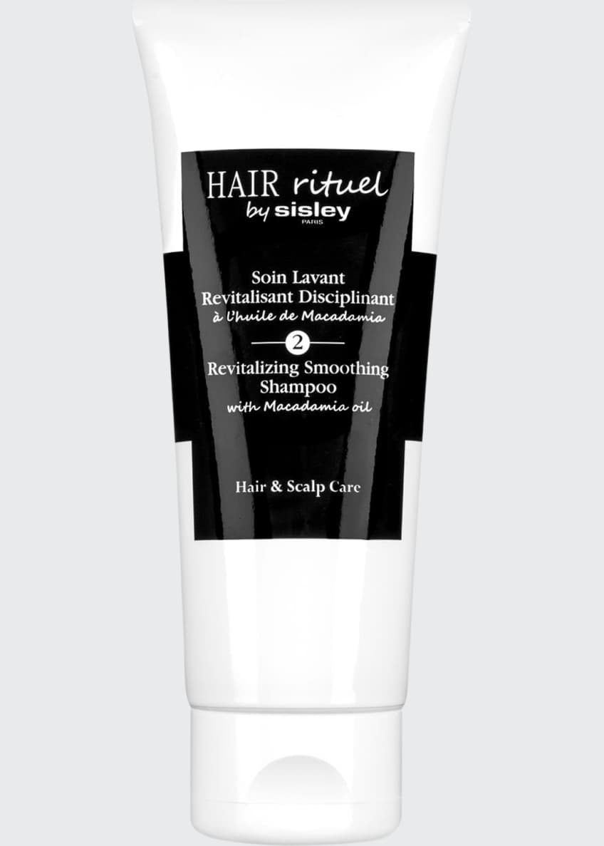 Image 1 of 5: Revitalizing Smoothing Shampoo with Macadamia Oil, 6.7 oz./ 200 mL