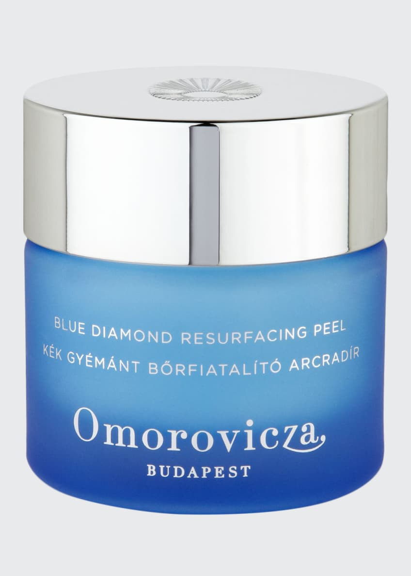 Omorovicza Blue Diamond Resurfacing Peel, 1.7 oz./ 50 mL - Bergdorf Goodman