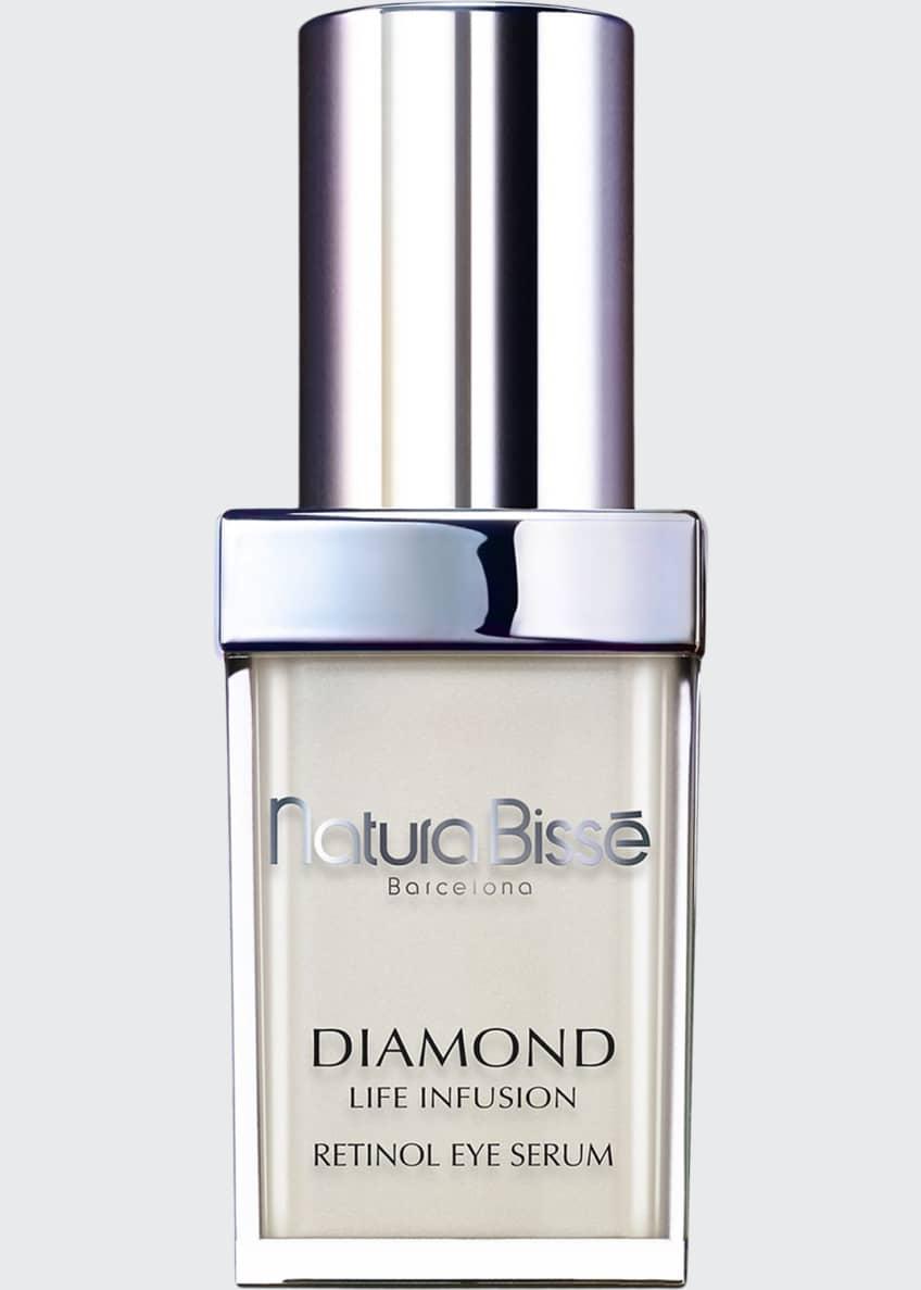 Natura Bisse Diamond Life Infusion Retinol Eye Serum, 0.5 oz. - Bergdorf Goodman
