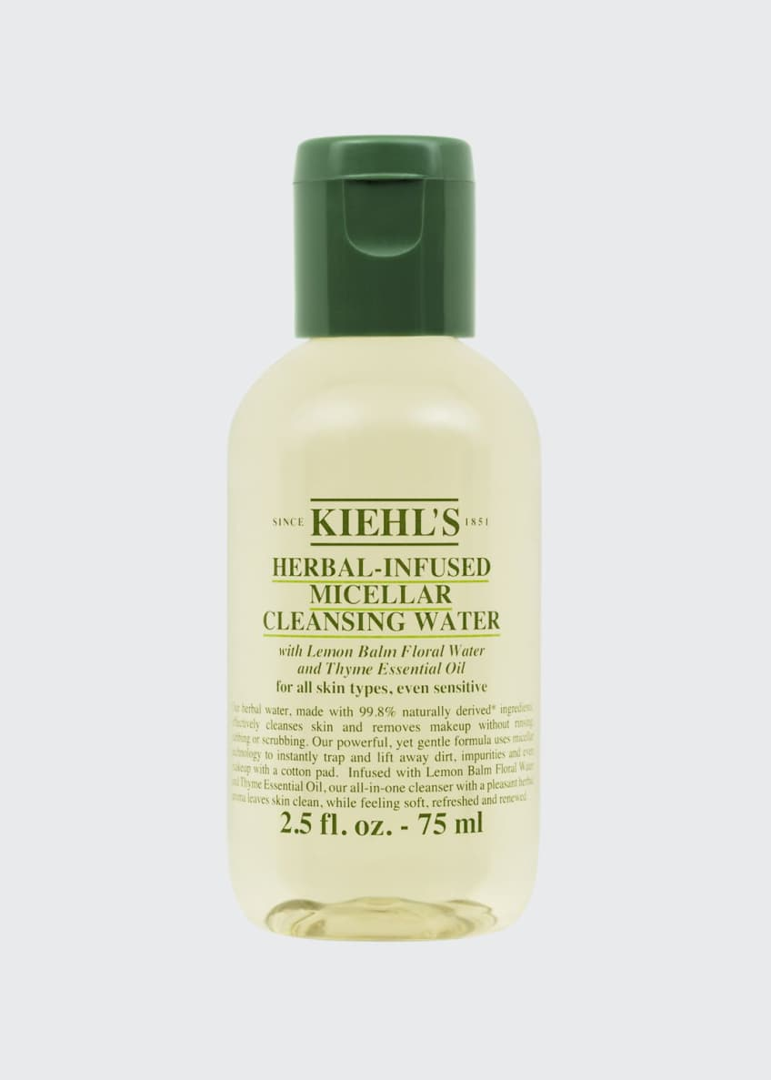 Kiehl's Since 1851 Herbal-Infused Micellar Cleansing Water, 2.5