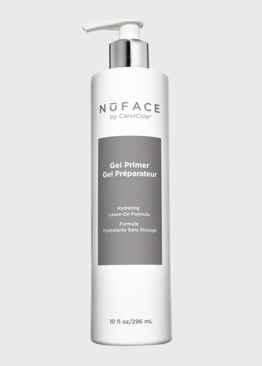 NuFace Hydrating Leave-On Gel Primer, 10 oz./ 296