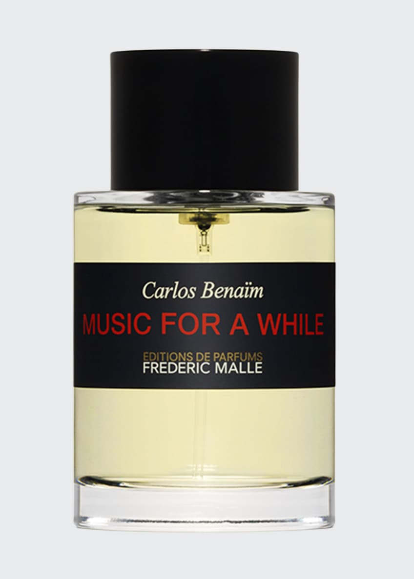 Frederic Malle Music for a While Perfume, 3.4 oz./ 100 mL - Bergdorf Goodman