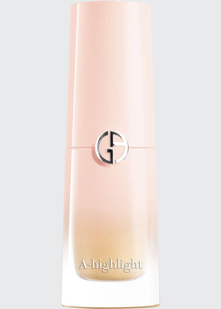 Giorgio Armani A-Highlight Luminizer Makeup