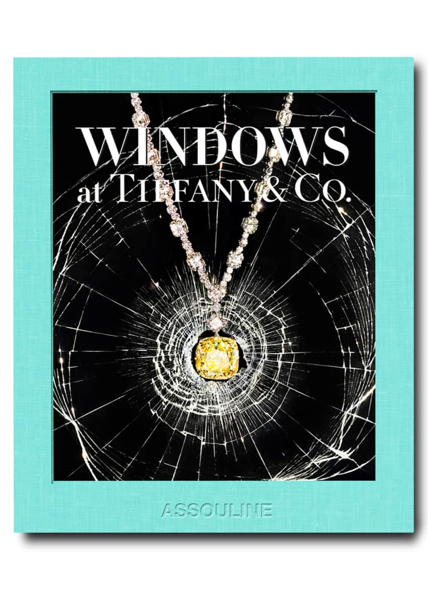 Image 1 of 3: Windows at Tiffany & Co. Book
