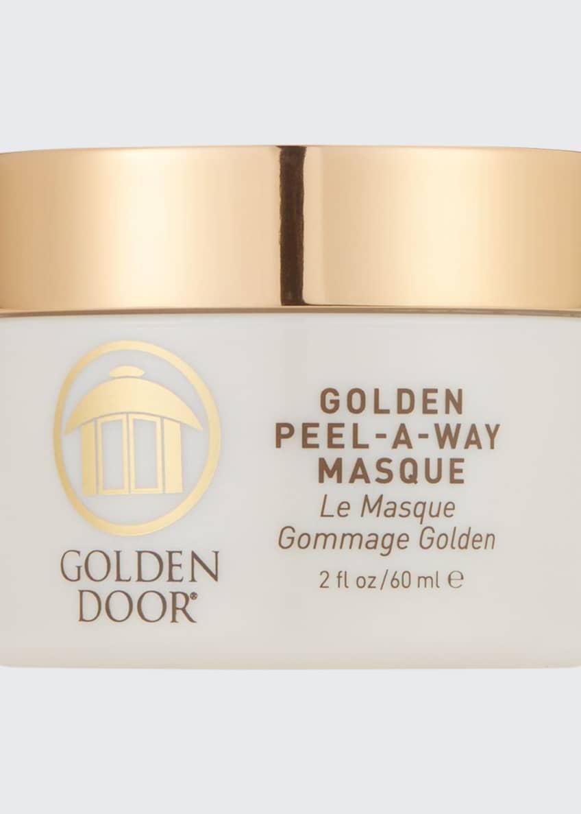 Golden Door Golden Peel-A-Way Masque, 2 oz./ 60