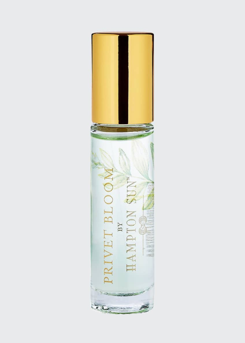 Hampton Sun Privet Bloom Roller Ball Perfume, 0.3