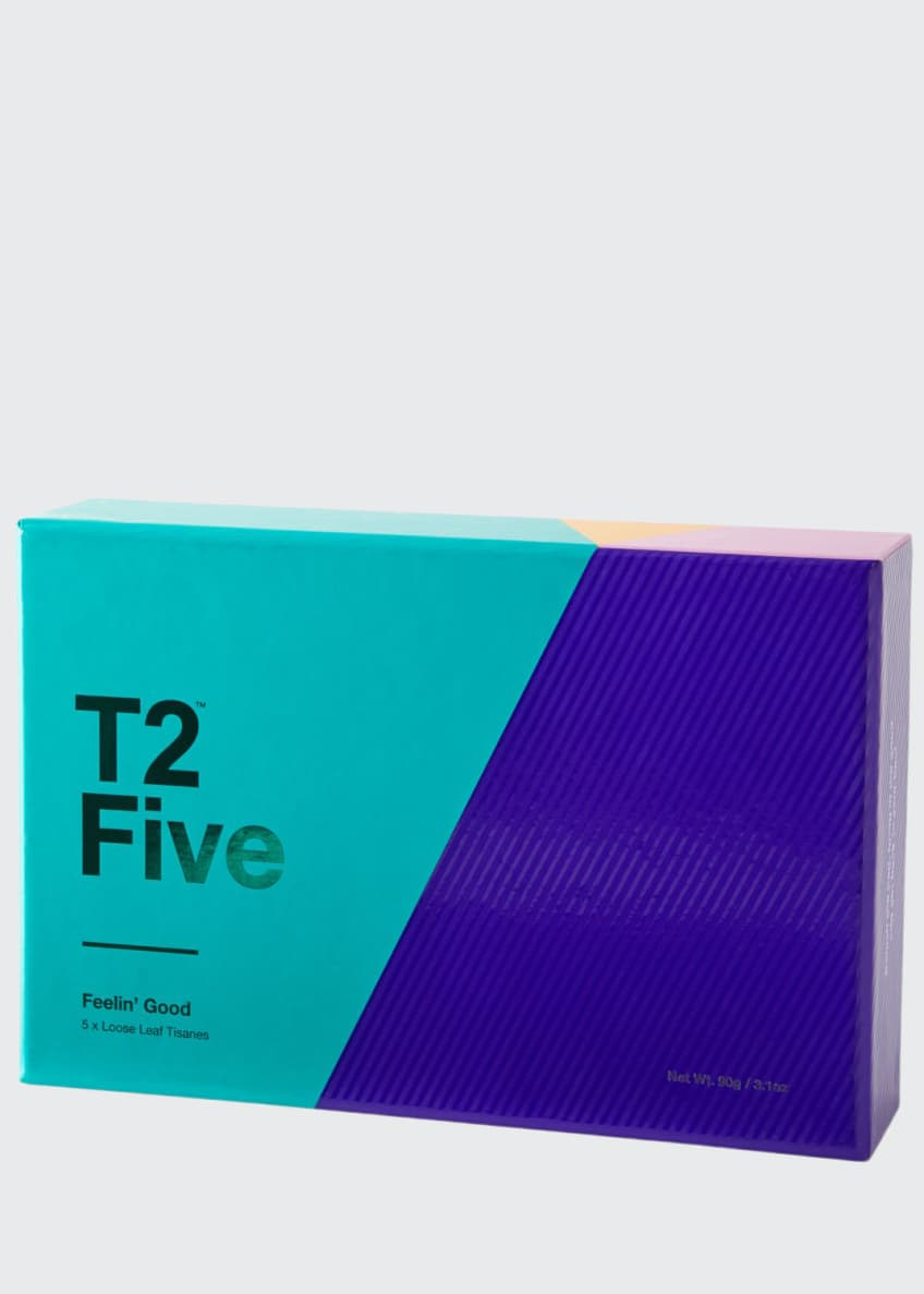 Image 1 of 2: T2 Five Feelin' Good Tea Box