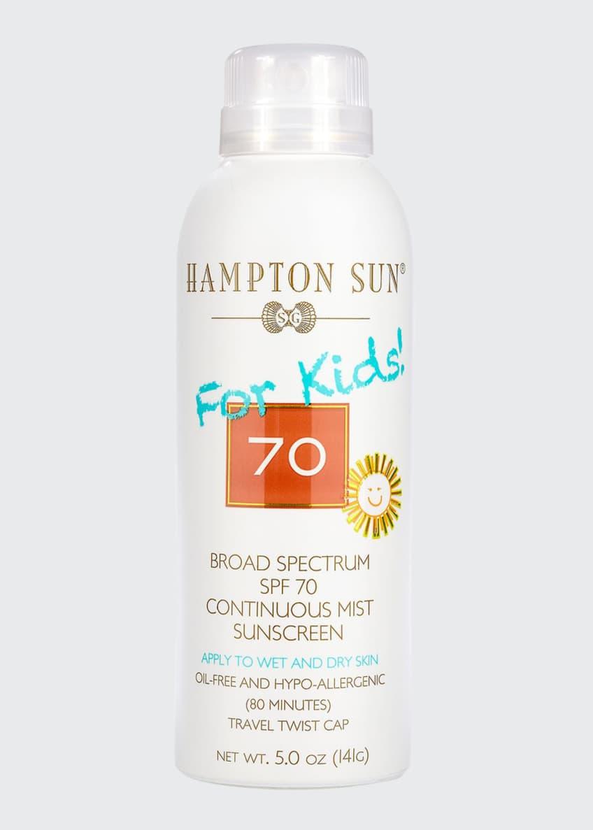 Hampton Sun SPF 70 For Kids! Continuous Mist, 5 oz./ 148 mL - Bergdorf Goodman