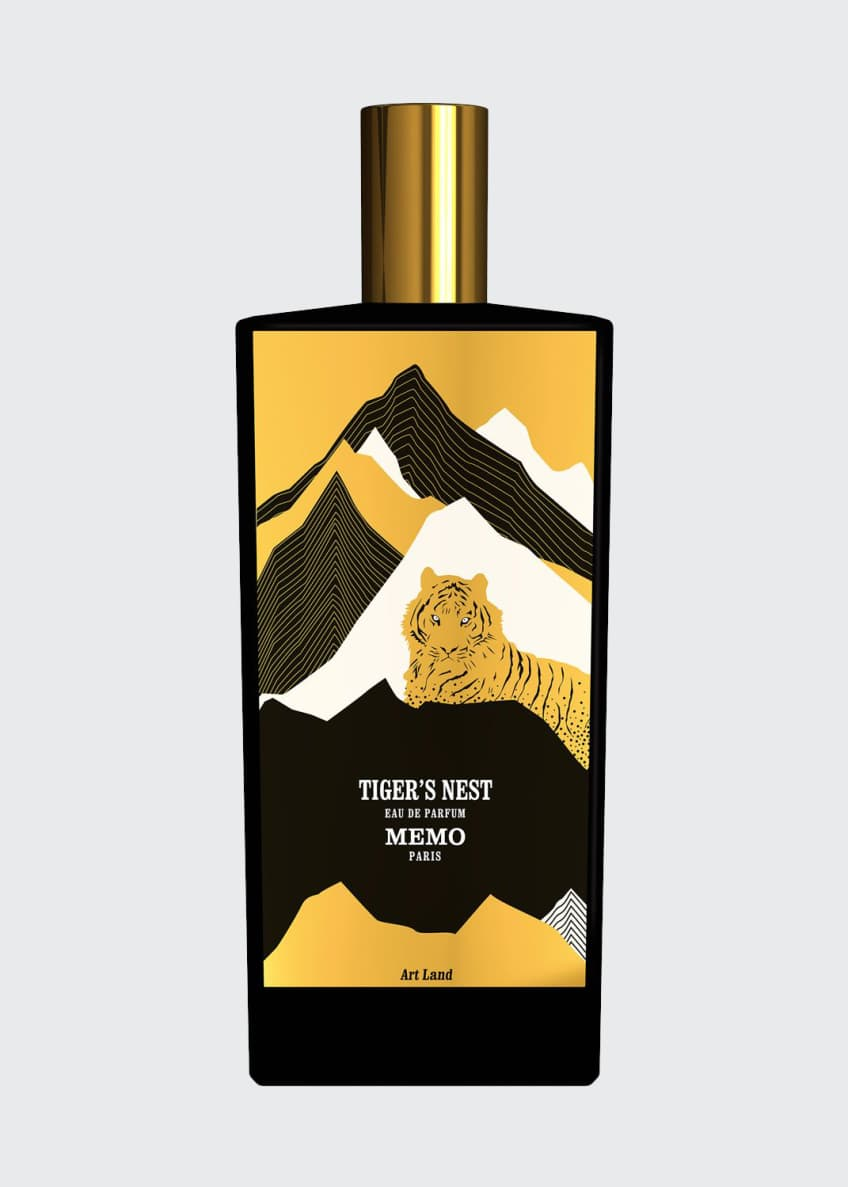 Memo Paris Tiger's Nest Eau de Parfum, 2.5