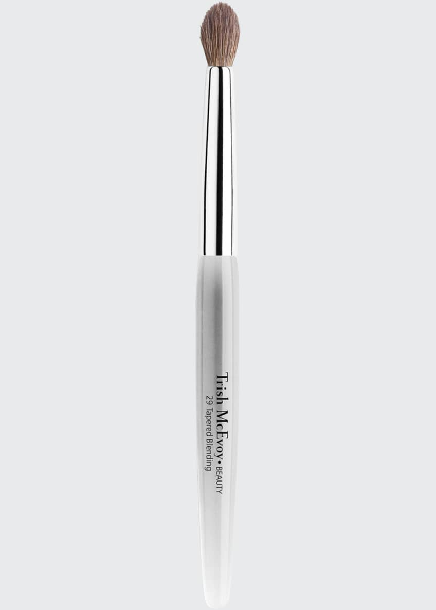 Image 1 of 1: Brush #29, Tapered Blending Brush