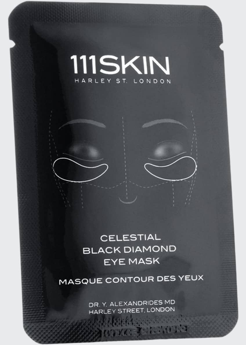 111SKIN Celestial Black Diamond Eye Mask, Eight