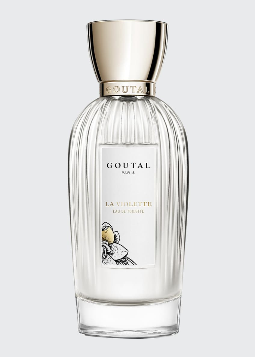 Goutal Paris La Violette Eau de Toilette Spray,