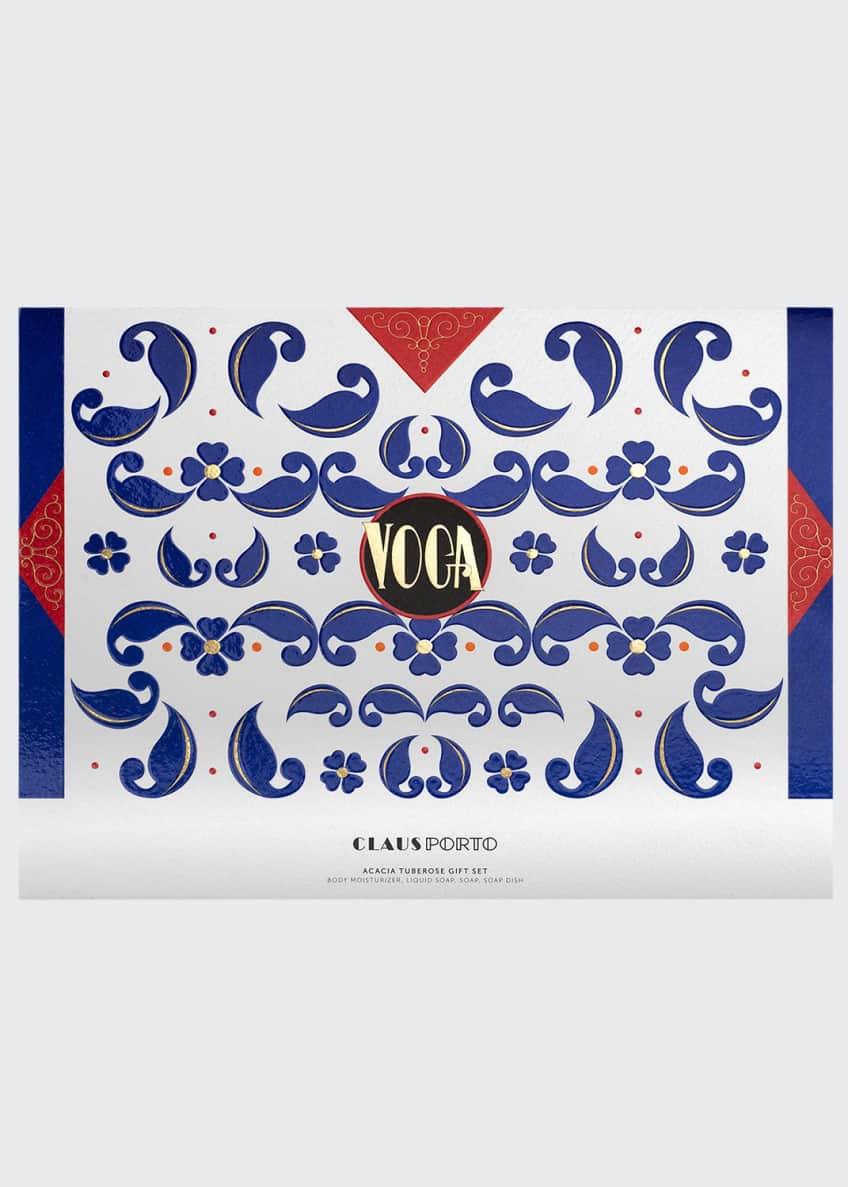 Claus Porto VOGA Liquid Soap Body Moisturizer Soap Gift Set - Bergdorf Goodman
