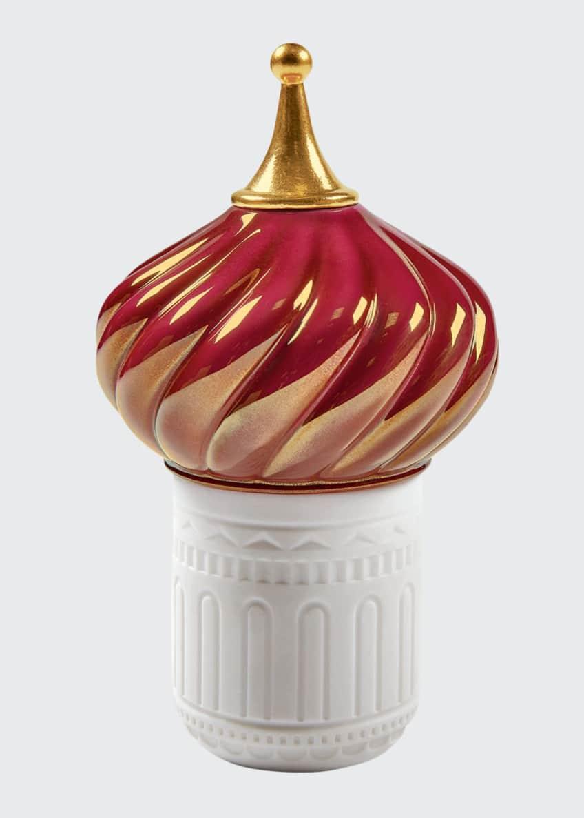 Lladro Mulberry Spire 1001 Lights Candle - Bergdorf Goodman