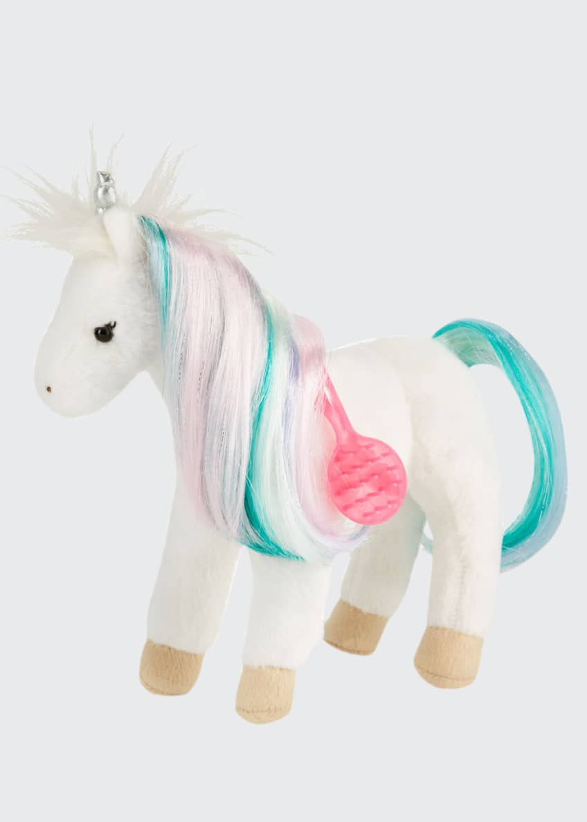 Image 1 of 1: Jules the Princess Unicorn Plush Toy