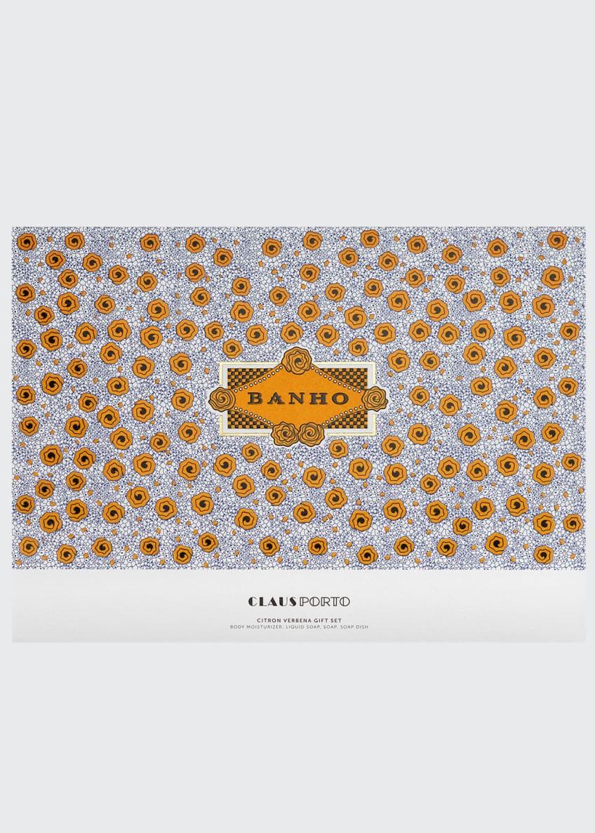 Claus Porto BANHO Liquid Soap Body Moisturizer Soap Gift Set - Bergdorf Goodman
