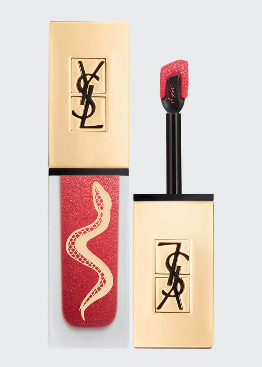 Yves Saint Laurent Beaute Tatouage Couture Metallics Liquid
