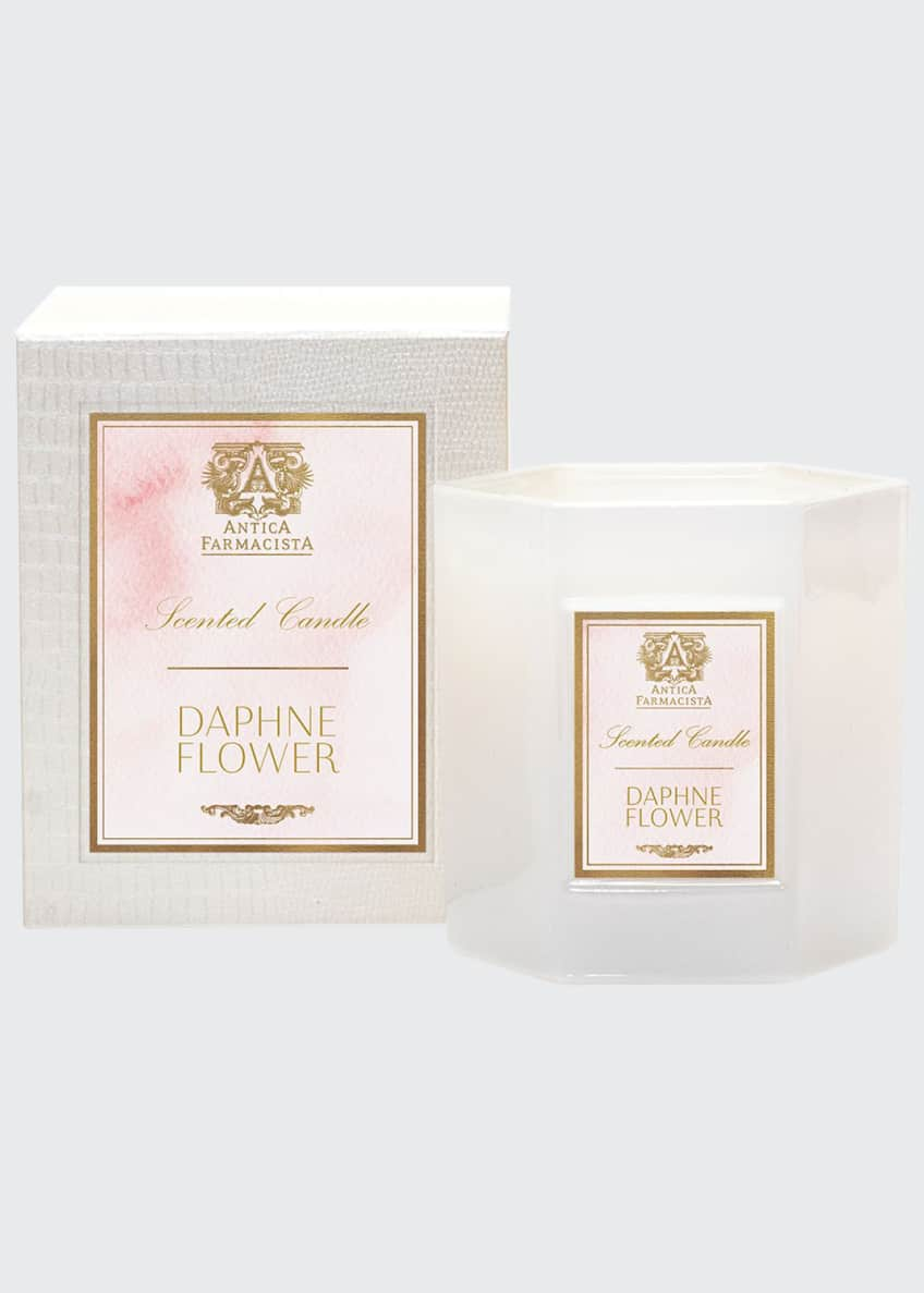 Antica Farmacista Daphne Flower Candle, 9 oz. /