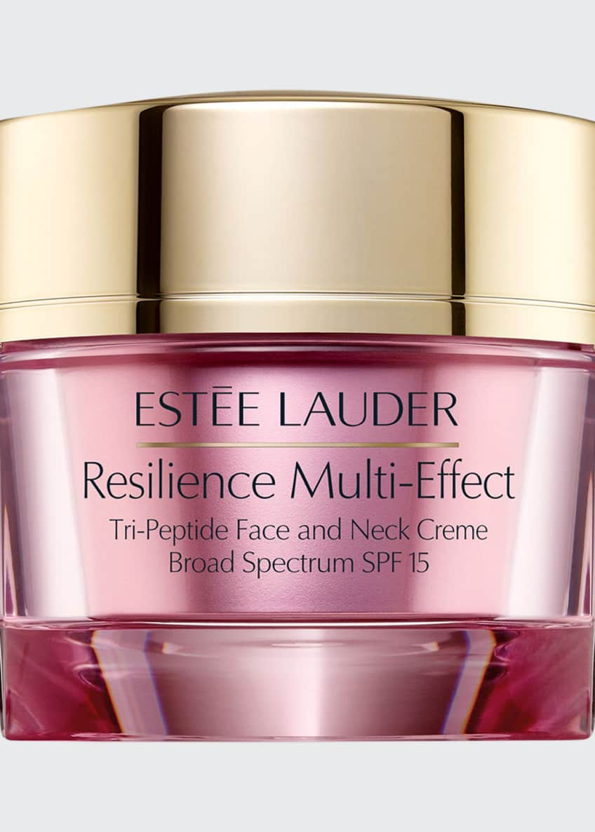Image 1 of 1: Resilience Multi-Effect Tripeptide Face and Neck Creme SPF 15, 2.5 oz./ 75 mL