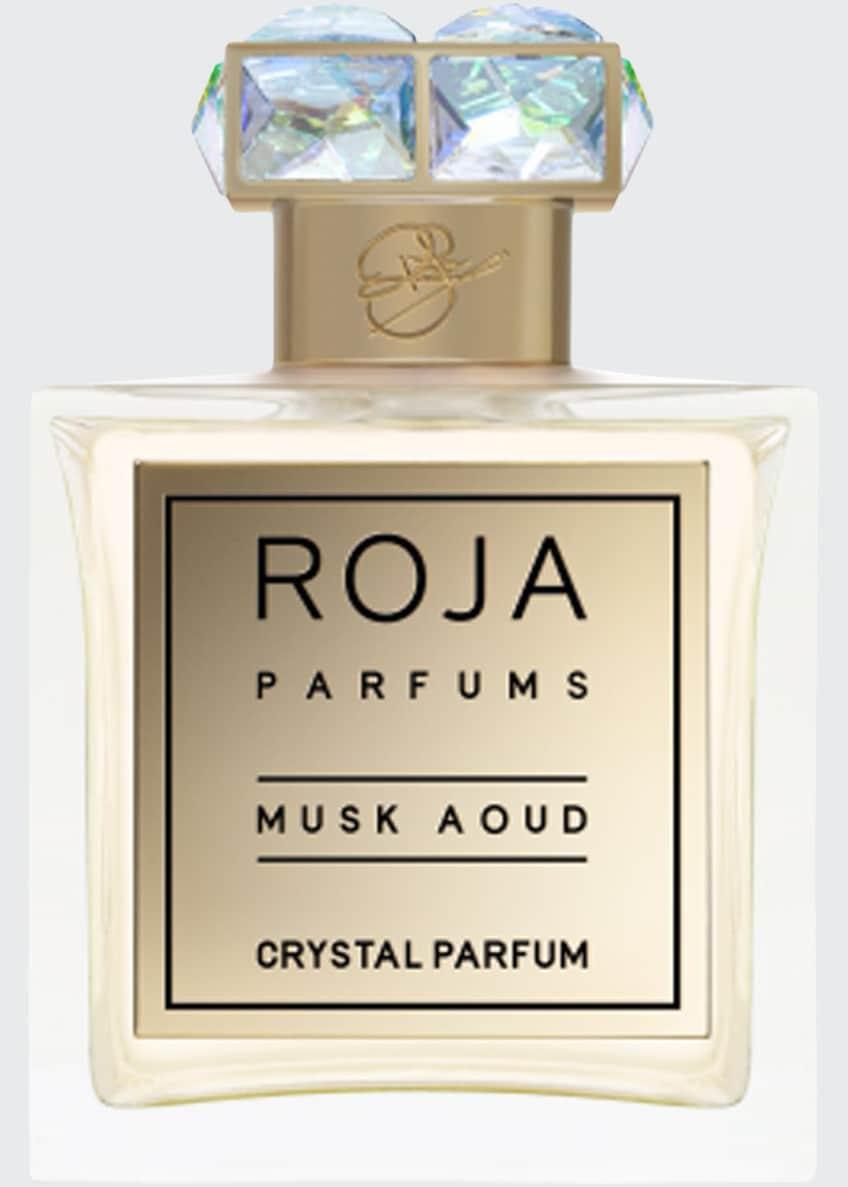 Roja Parfums Musk Aoud Crystal Parfum, 3.4 oz./ 100 mL - Bergdorf Goodman