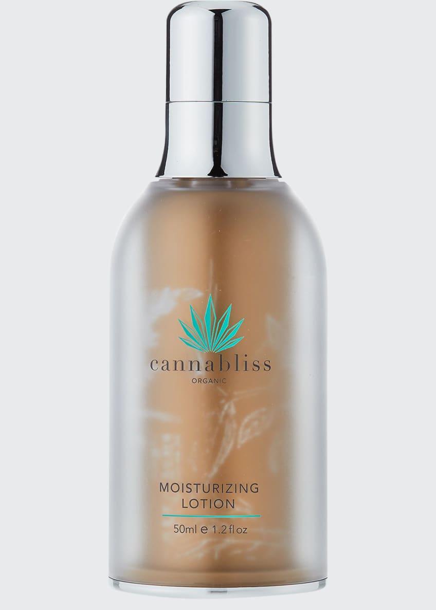 Cannabliss Organic Moisturizing Face Lotion, 1.7 oz/ 50