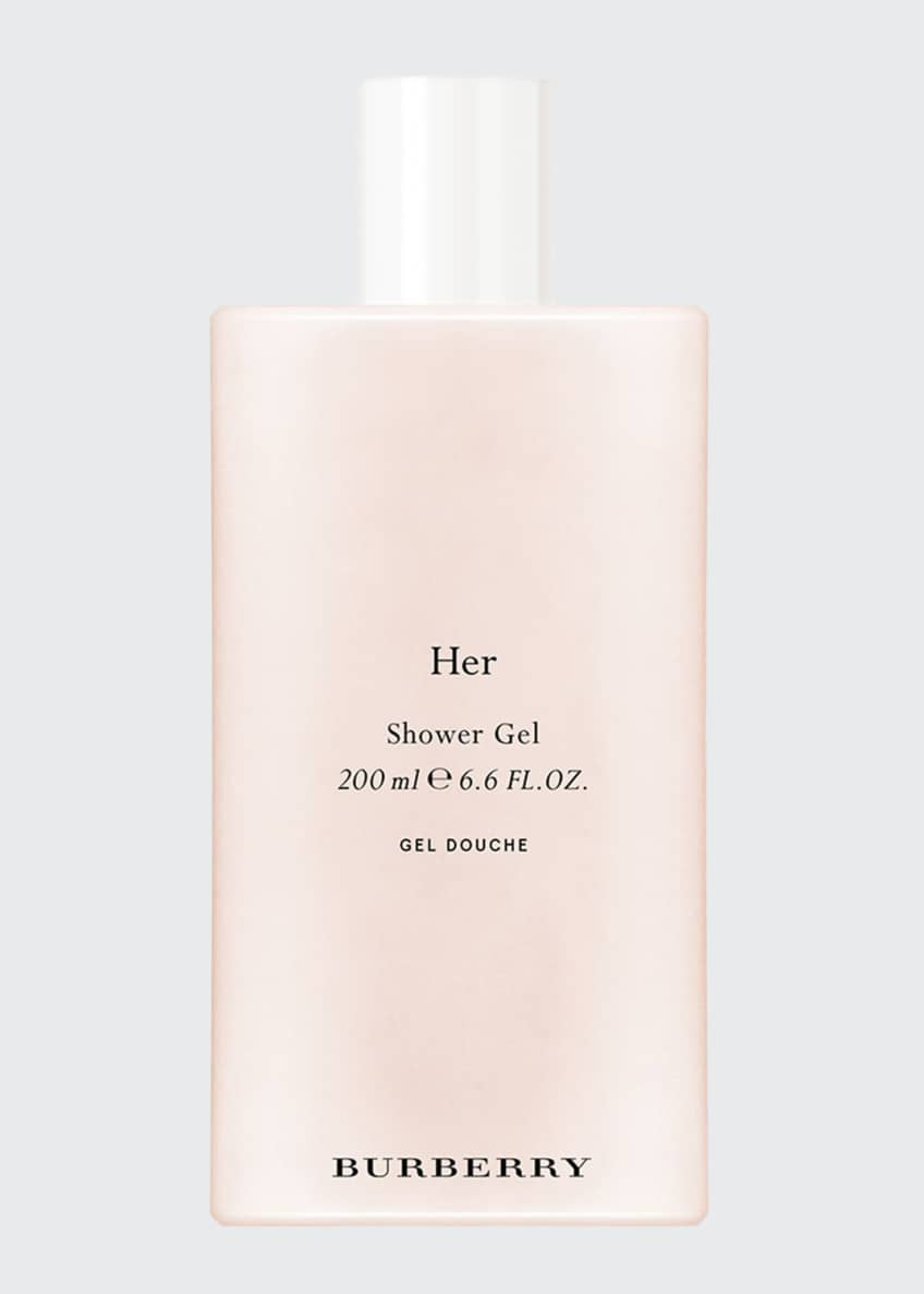 Image 1 of 2: Burberry Her Limited Edition Shower Gel, 6.8 oz./ 200 mL