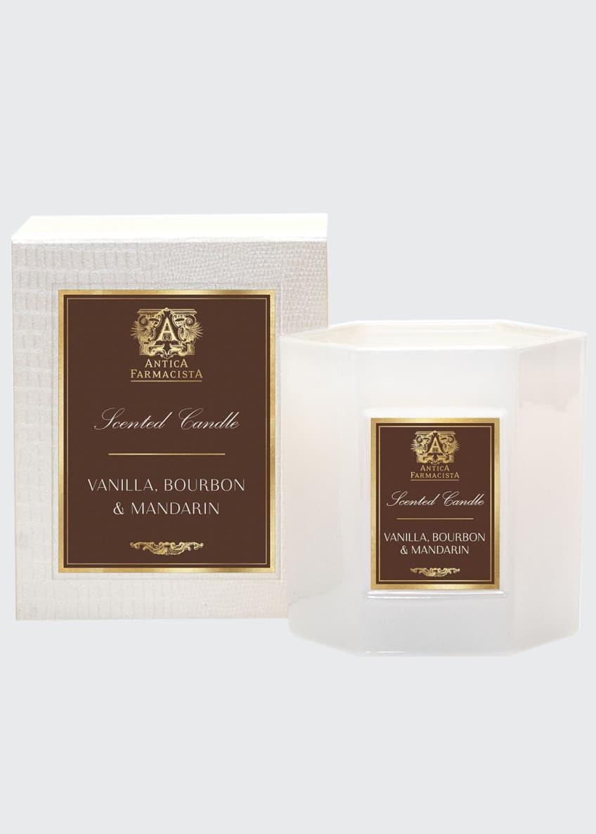 Antica Farmacista Vanilla, Bourbon & Mandarin Candle, 9