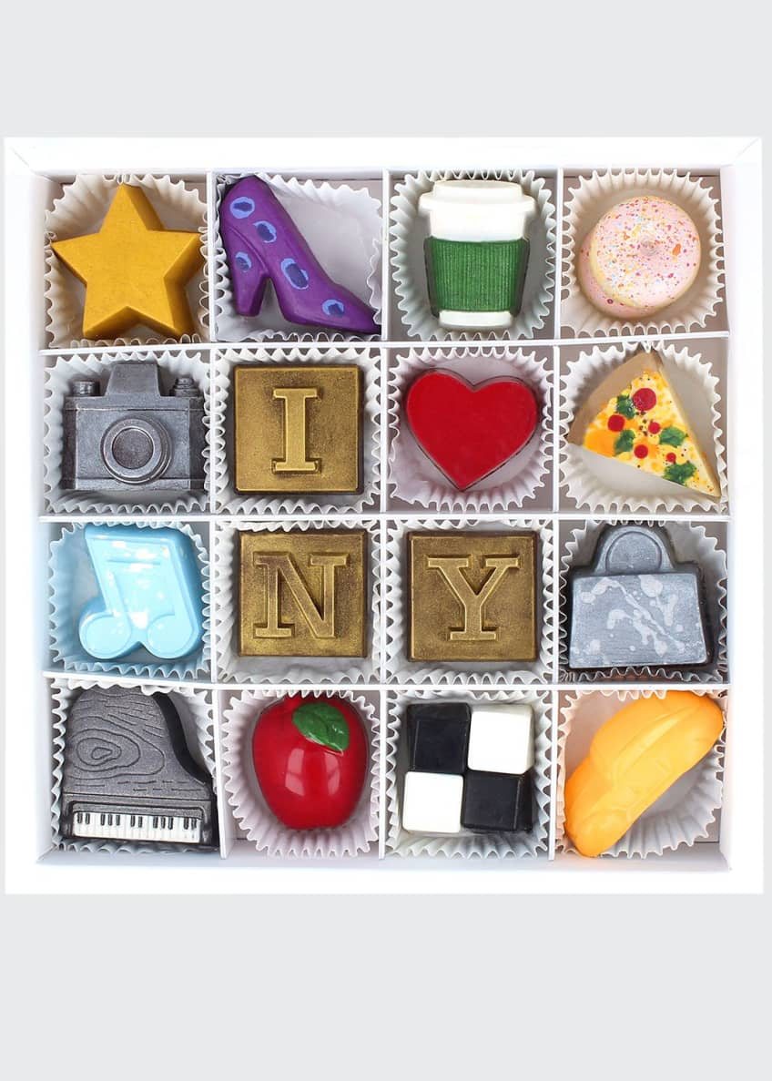 Image 1 of 3: New York, New York Chocolate Gift Box