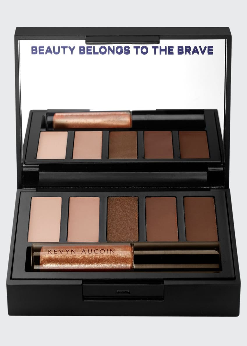 Kevyn Aucoin The Emphasize Eye Design Palette