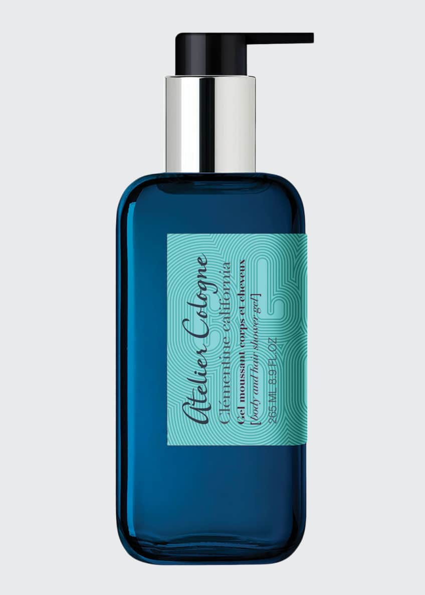 Atelier Cologne Clementine California Body and Hair Shower