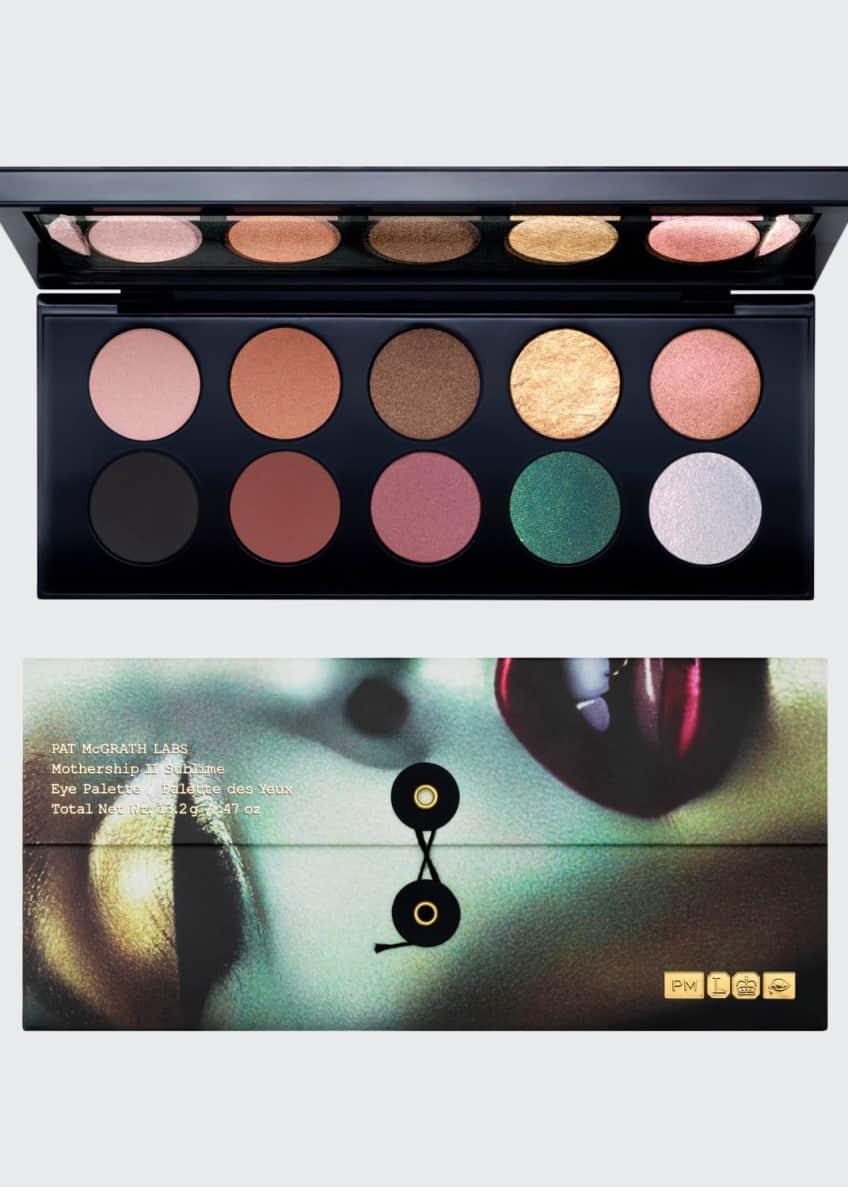 Pat McGrath Labs Mothership II Eyeshadow Palette: Sublime