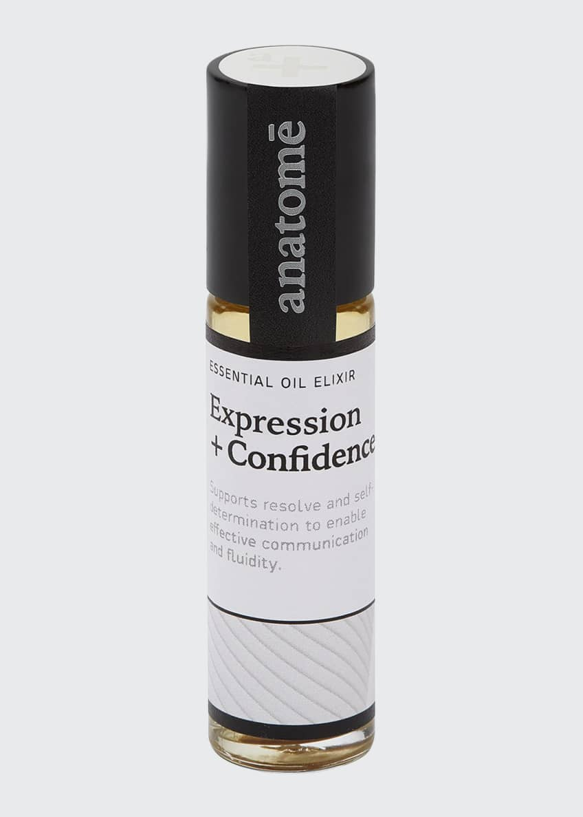 Anatome Expression & Confidence Essential Elixir Oil, 0.3