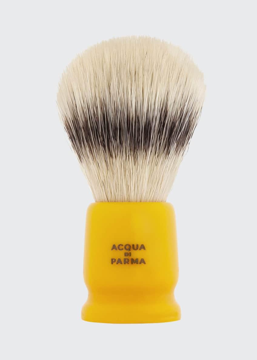 Acqua di Parma Barbiere Yellow Travel Shaving Brush - Bergdorf Goodman