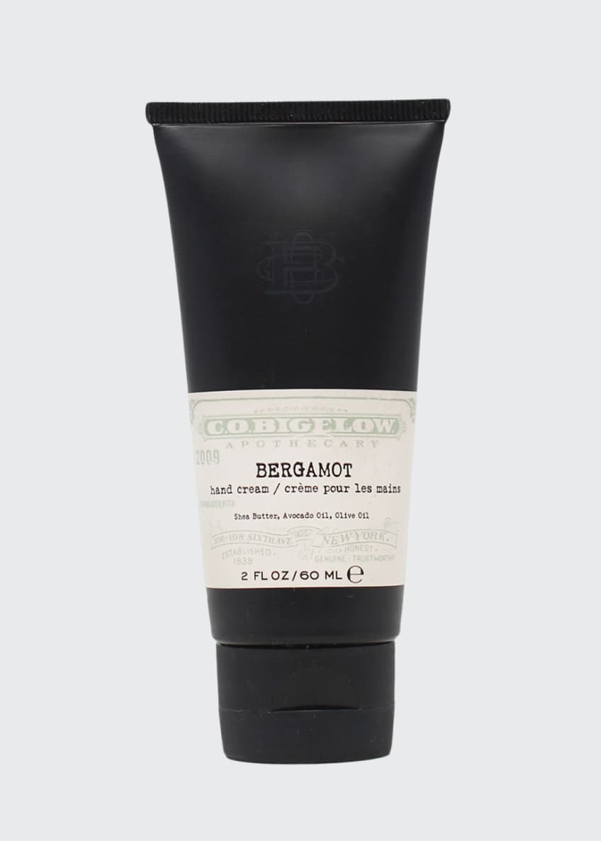 C.O. Bigelow Bergamot Hand Cream, 2 oz./ 60