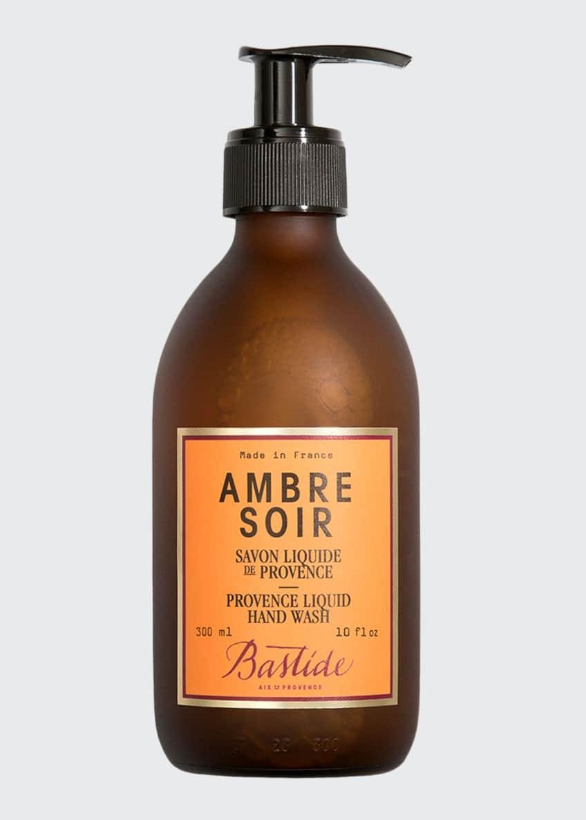 Bastide Ambre Soir Provence Liquid Hand Wash, 10