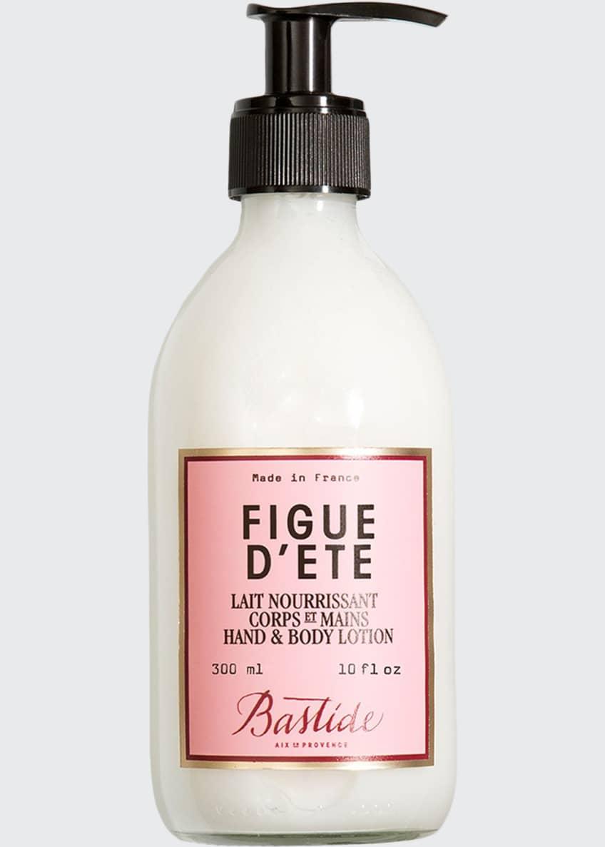 Bastide Figue d'Ete Hand & Body Lotion, 10