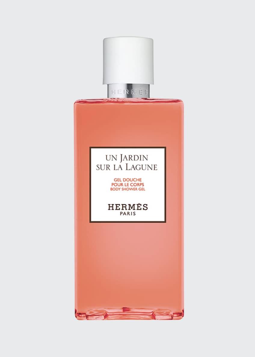 Hermès Un Jardin Sur la Lagune Body Shower