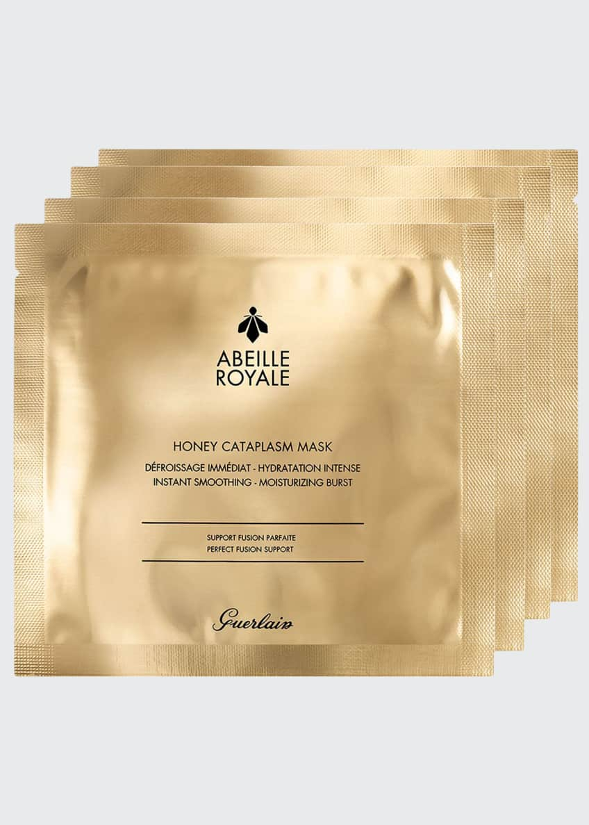 Guerlain Abeille Royale 2019 Honey Cataplasm Mask x