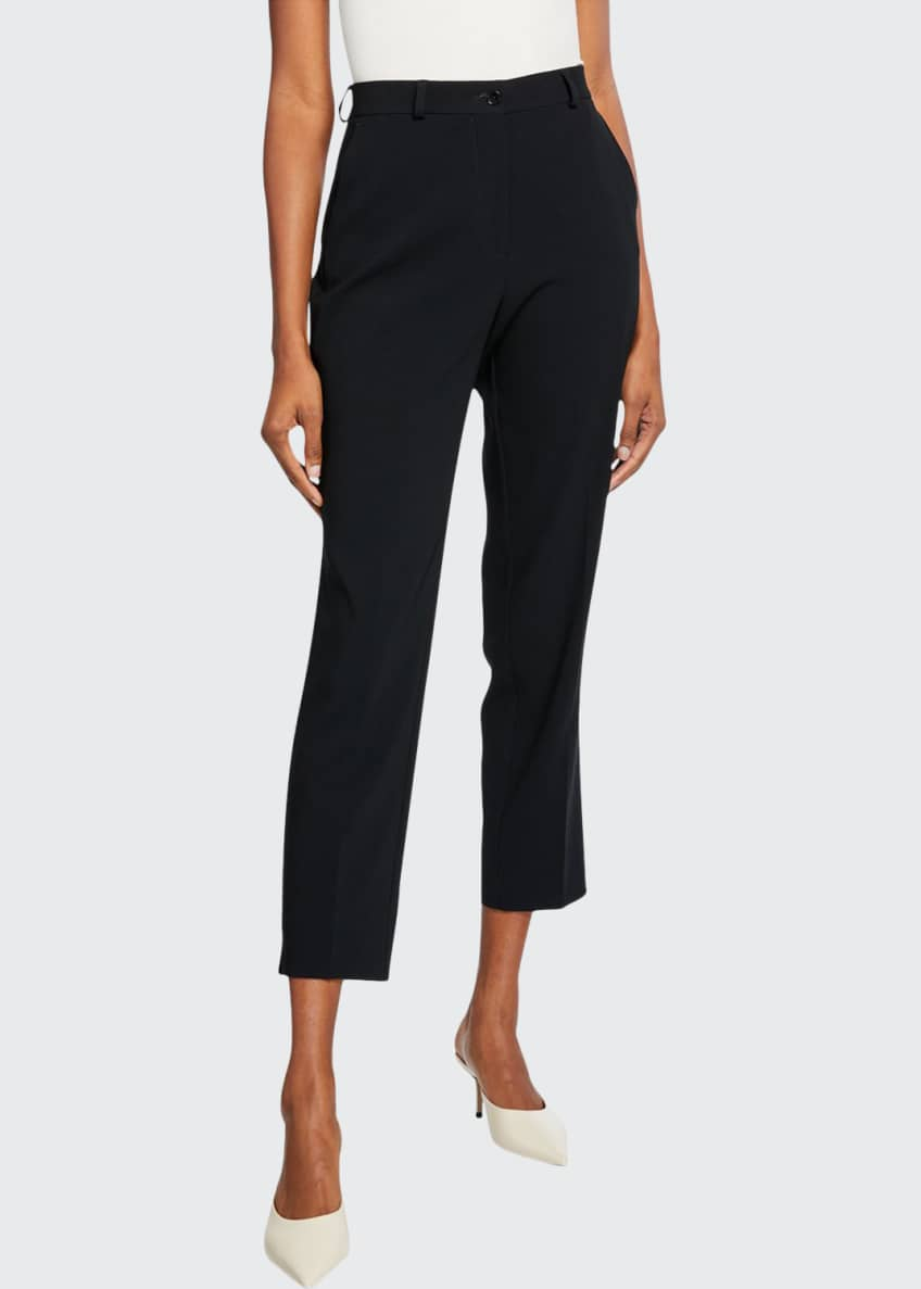 Image 1 of 3: Cady Capri Trousers