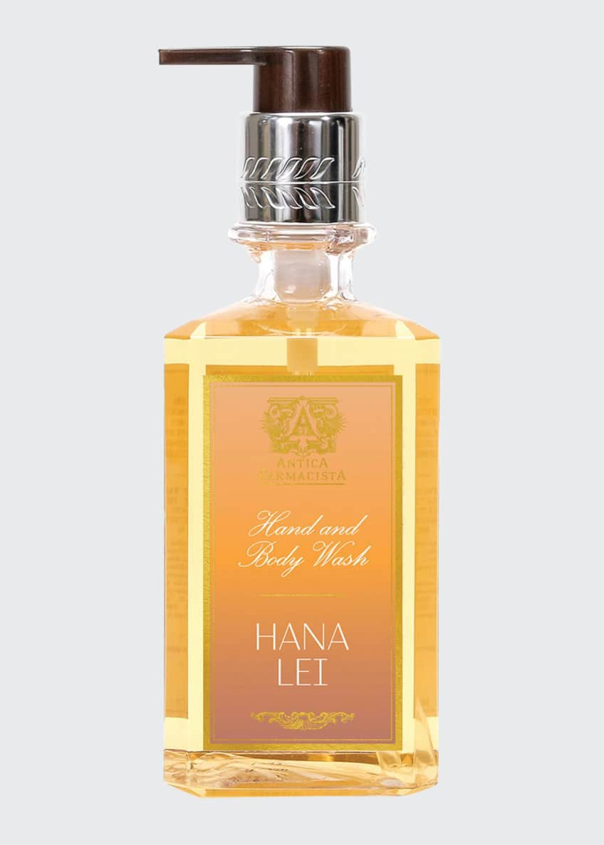 Antica Farmacista Hana Lei Hand and Body Wash,