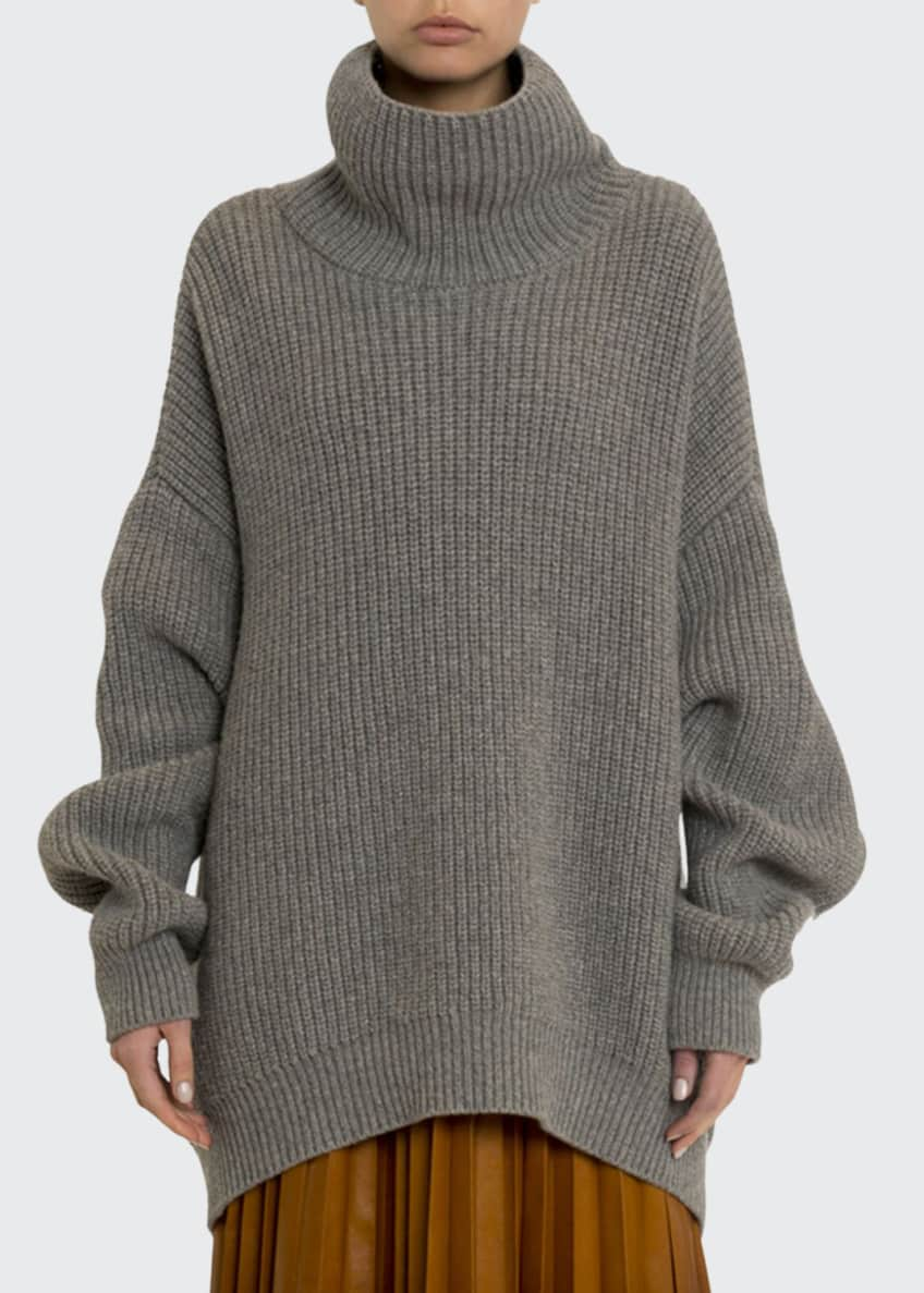 Givenchy Oversized Chunky Turtleneck Sweater & Matching Items